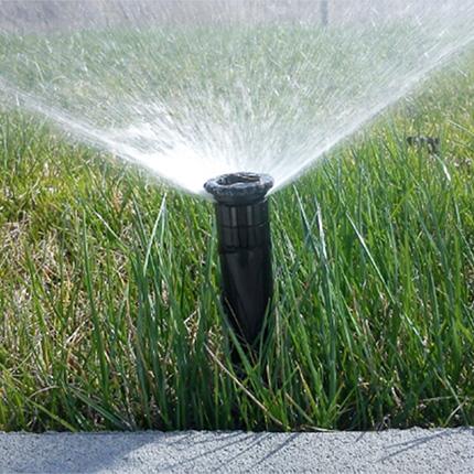 Realisierung von Bewässerungssystemen